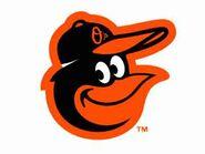 Baltimore orioles logo 2012 - present