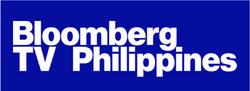 BloomberTV Philippines Logo 2017