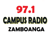 Campus Radio 97.1 Zamboanga Logo July 2002