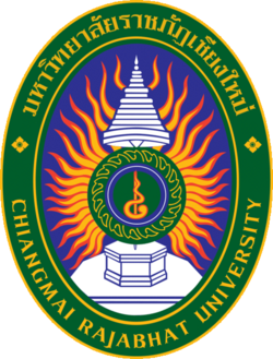 Chiang Mai Rajabhat University Logo