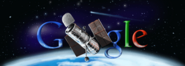 Google Hubble Space Telescope's 20th Anniversary