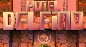 Hotel Delfino logo