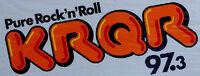 KRQR logo