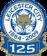 Leicester City FC logo (2009-2010)