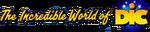 The Incredible World of DiC Horizontal Logo