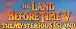 The Land Before Time 5 logo