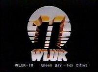 WLUK-TV Green Bay WI 1986