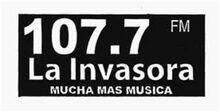 1077 La Invasora