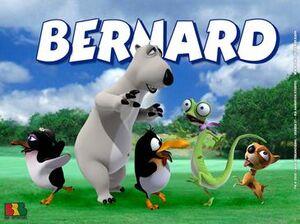 Bernard Bear Poster