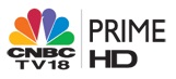 CNBC-TV18 Prime HD logo