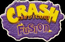 Crash Bandicoot Fusion Logo