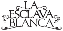 Esclava blanca logo