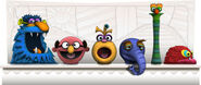 Google Jim Henson's 75th Birthday