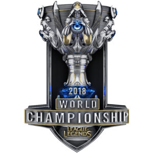 LoL Worlds 2018 logo