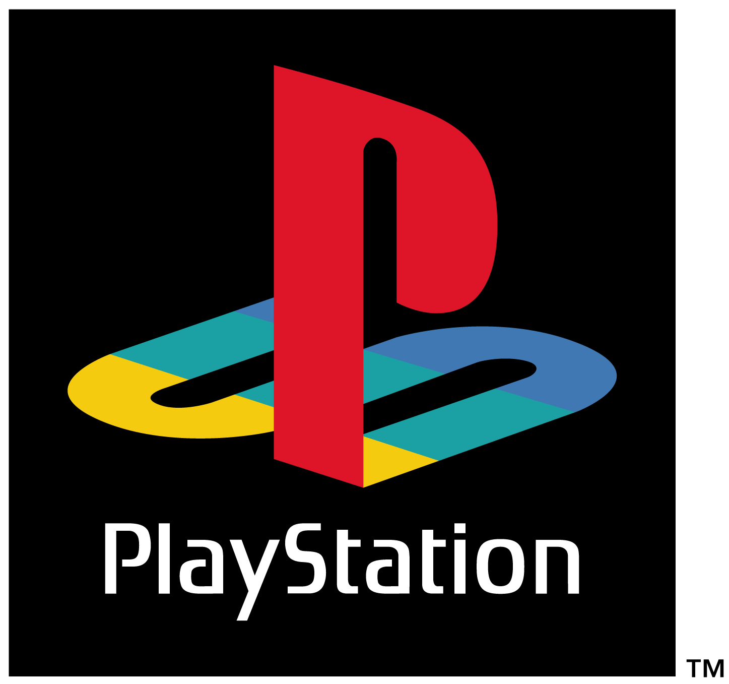 playstation console logopedia fandom powered by wikia rh logos wikia com playstation 1 color playstation 1 logo font