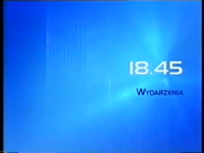 Polsat 2005's beginning TV schedule ident