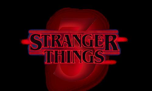 Stranger things3logo