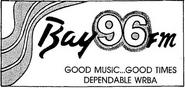 WRBA - Bay 96 FM - 1987 -November 27, 1987-