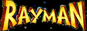 2003 Rayman Logo