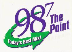 98.7 The Point WKSI