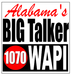 Alabama's Big Talker 1070 WAPI