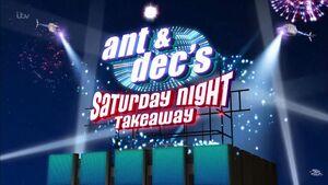 Ant & Dec SNT