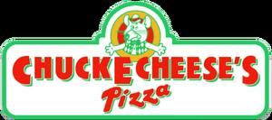 Better Chuck E Cheese Pizza Logo