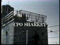 CPO Sharkey Logo