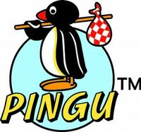Pingu old logo