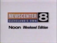 WJW Newscenter 8 At Noon Weekend Edition
