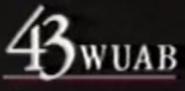 WUAB 43 Bug Logo 1991