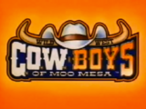 Wild West C.O.W.-Boys of Moo Mesa