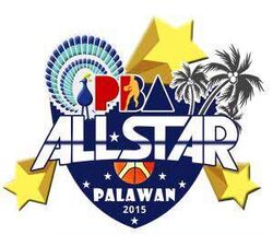 2015 PBA All-Star Game logo