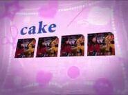 Boomerang LA Cake TV Series 2008