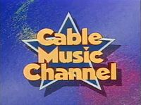 Cable Music Channel logo