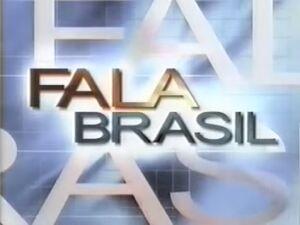 Fala Brasil 2002