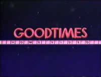 GoodTimes Home Video c