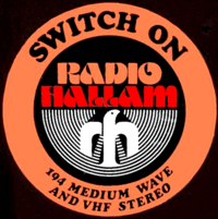 Hallam, Radio 1974a