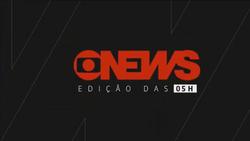 Jornal GloboNews - Edição das 05h 2017