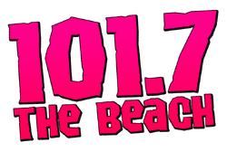 KCDU 101.7 The Beach 2013
