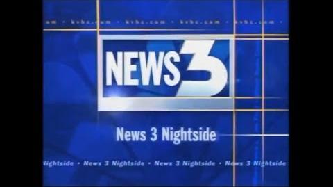 KSNV-DT news opens