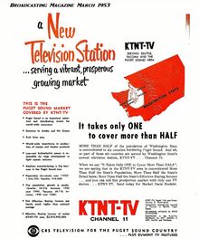 New Tacoma TV 11 KTNT