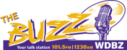 WDBZ 101.5 FM AM 1230 The Buzz