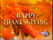 WEWS Thanksgiving