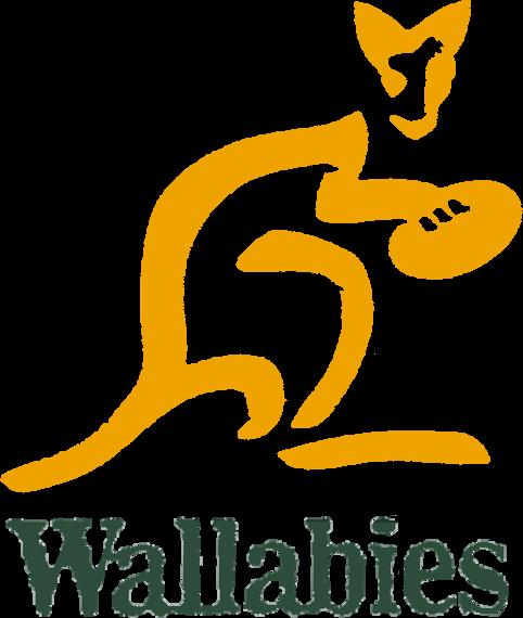 Wallabies 1996 logo