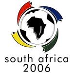 2006 FIFA World Cup logo (South Africa bid)