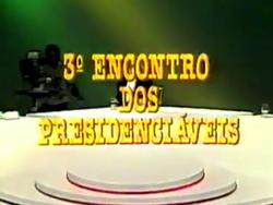3oencontropresidenciaveis 1989