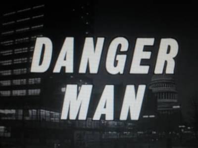 Danger Man titles screenshot