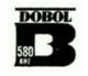 Dobol B 580