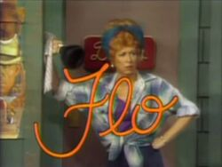 Flo Title Screen